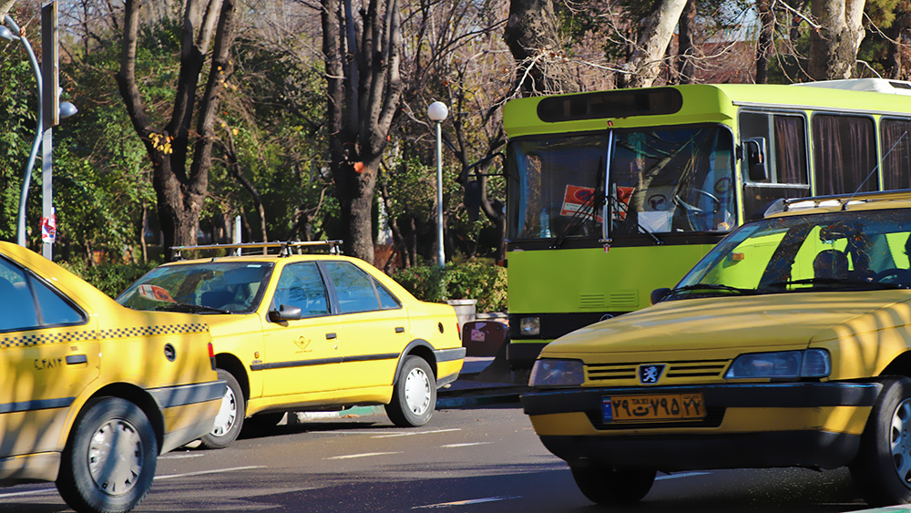 Public Transportation in Iran; How to Use It?