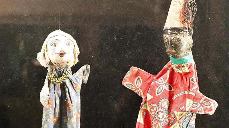 puppet museum kashan