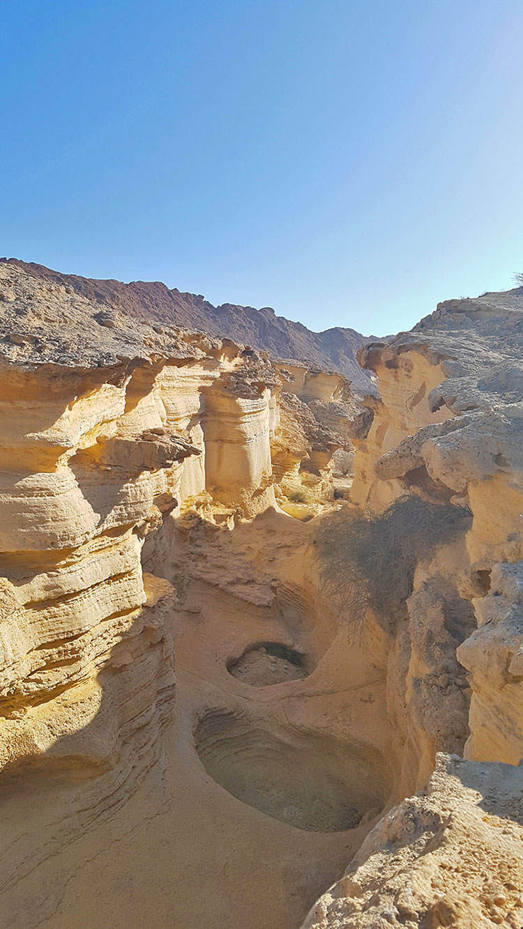 qeshm first geopark in the middle east