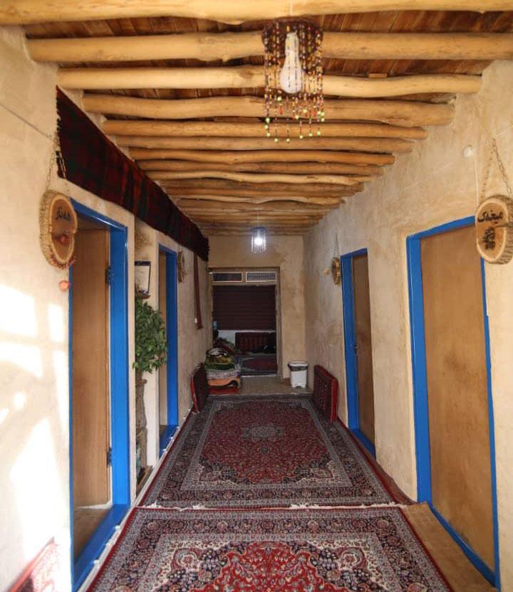 Satiar eco lodge in Kermanshah, iran