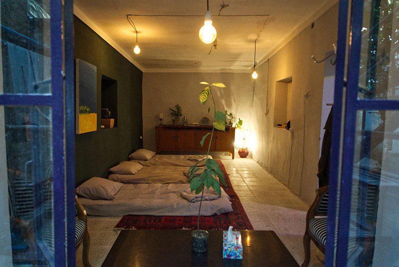 hostel in Kirdistan, Iran, See you in kurdistan