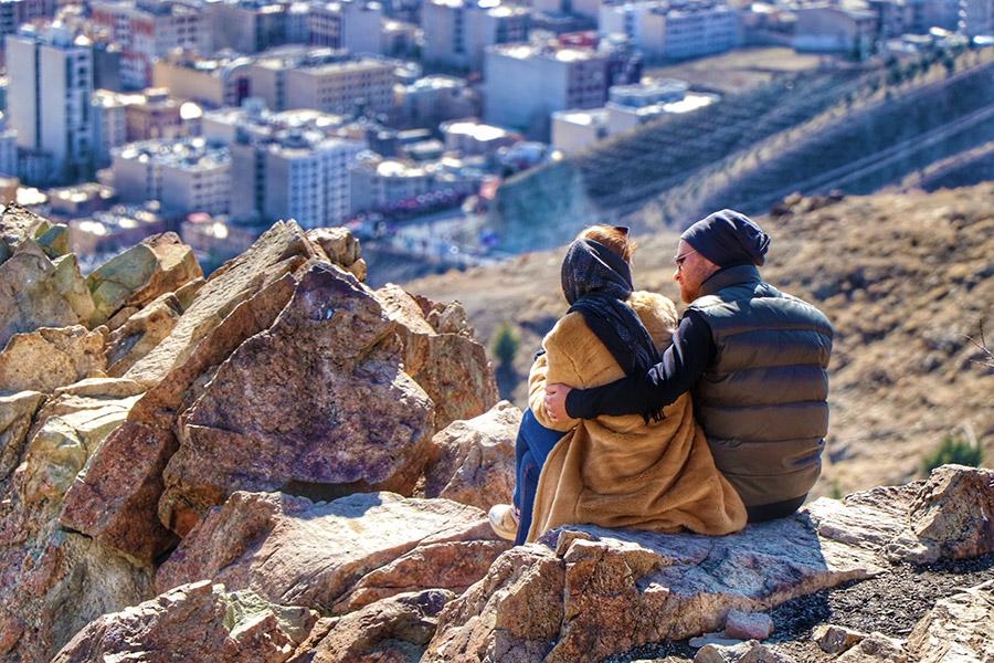 sepandarmazgan, Iranian valentine's day