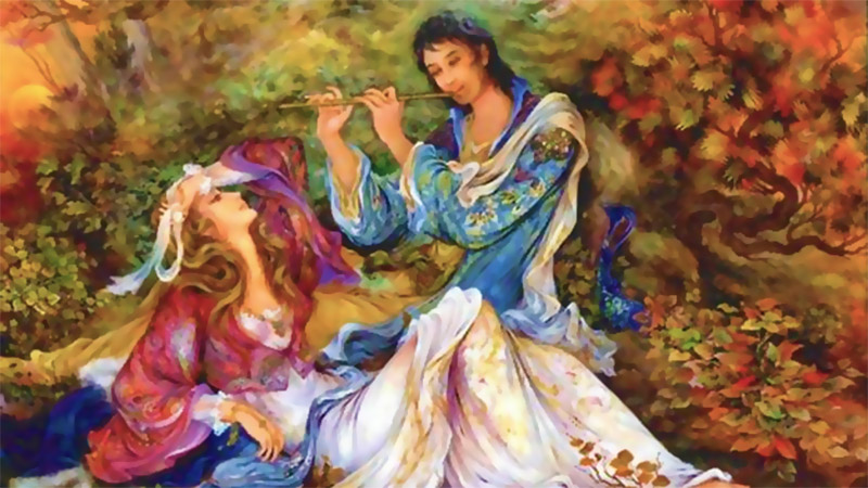 Sepandarmazgan, the Persian Day of Love and Women