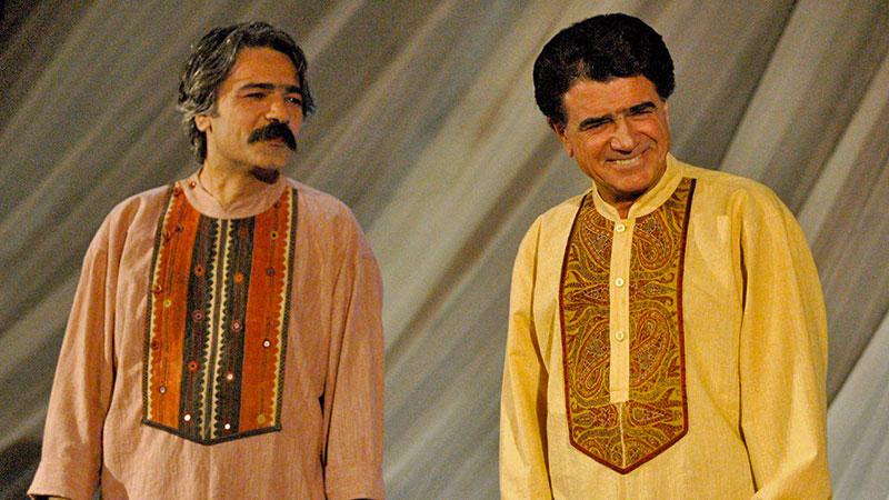 best iranian songs shab kavir sokout