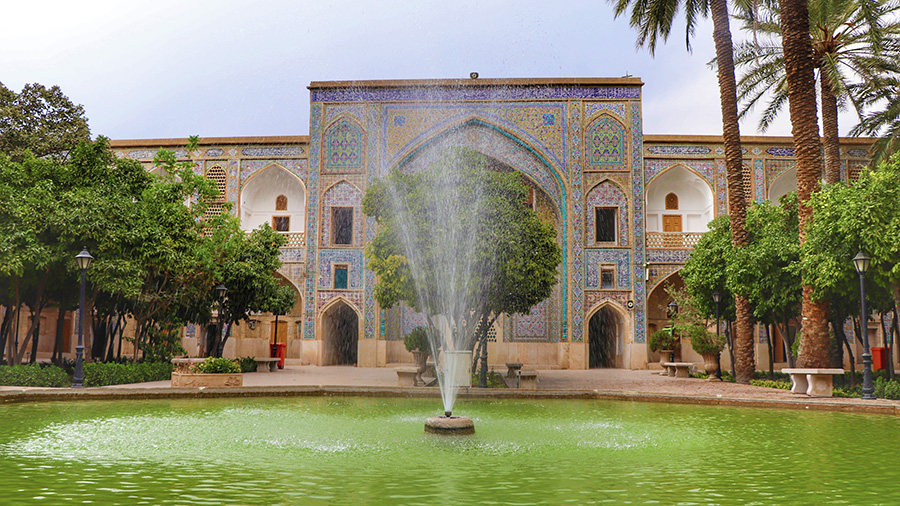 Khan school in Shiraz