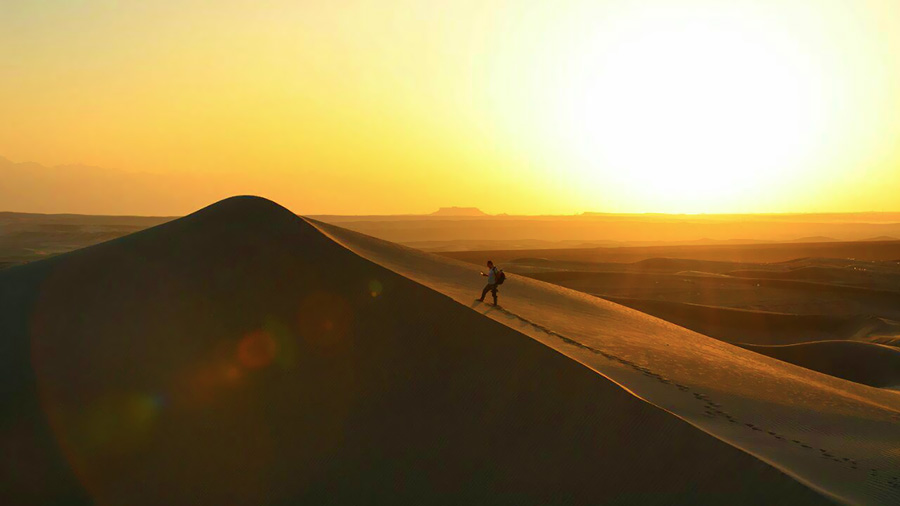 Yazd desert