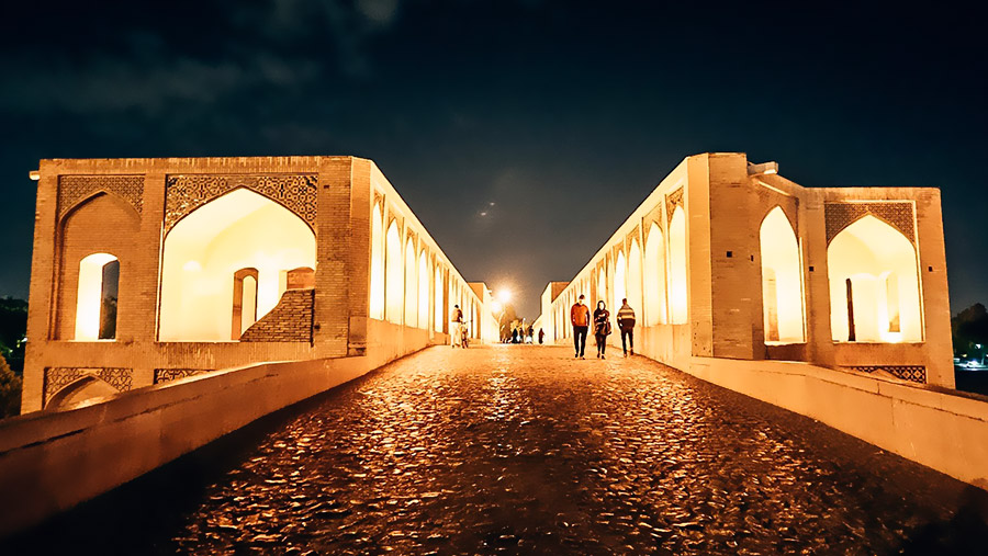 Sio se pol in Isfahan