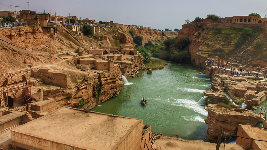 Shush (Susa), Shushtar and Tchogha Zanbil, south Iran