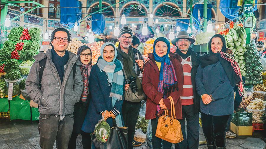 Tehran Culinary walk tour