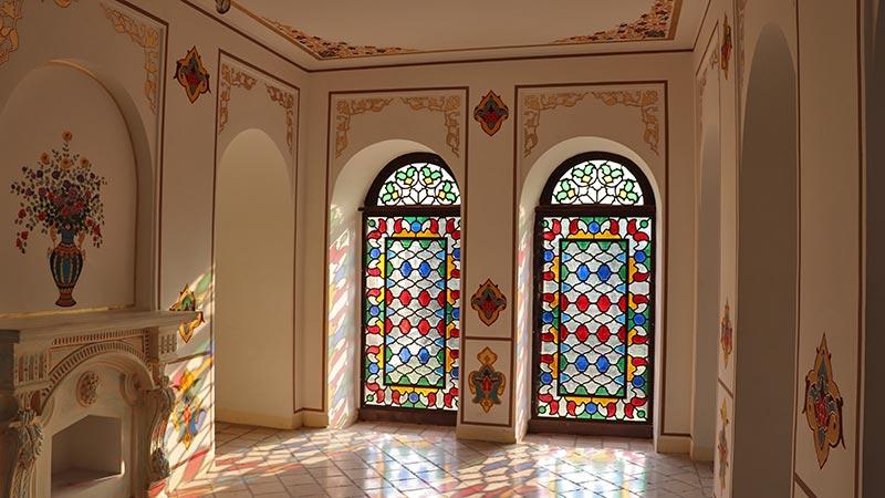 Tehran historic mansions