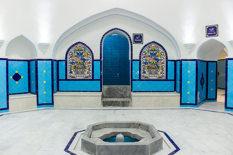 Iranian traditional bathhouse