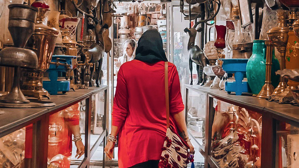 Travel as a Solo Woman; Can Women Travel Alone in Iran?