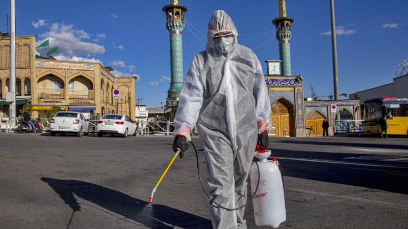 coronavirus travel to iran