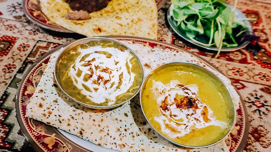 Visiting Iran as a Vegetarian , Vegan