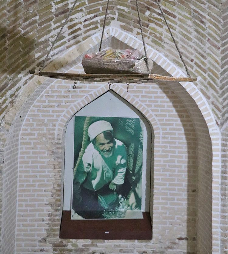 water museum in Yazd