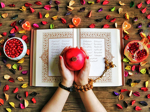 Yalda, the Longest Night of the Year