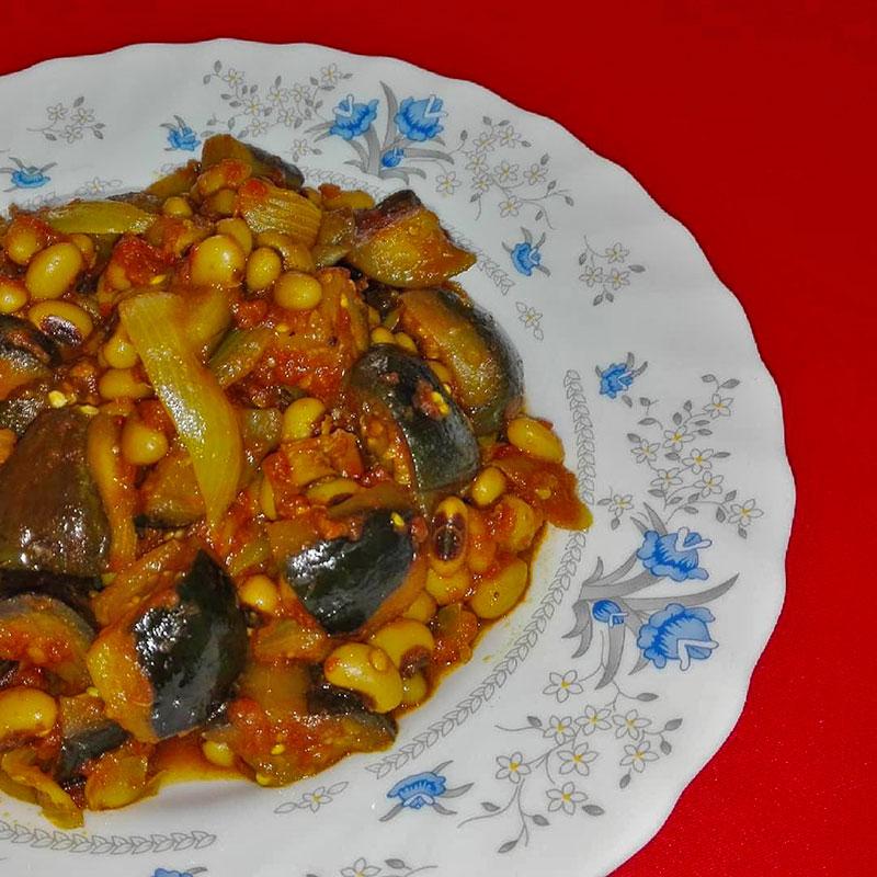 bushehri yatimak a vegan dish for vegans