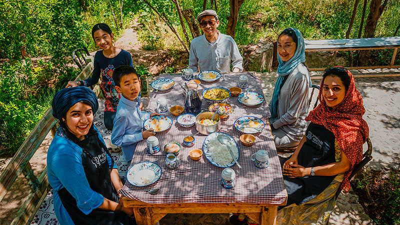 Yazd food tour