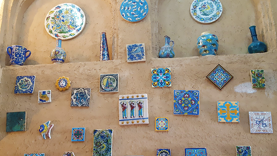 Yazd handicraft