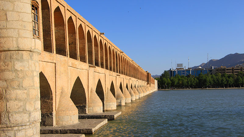 allahverdi khan bridge